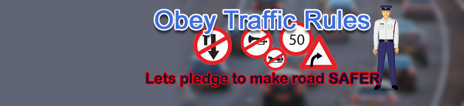 Follow Traffic Rules, Save Your Future