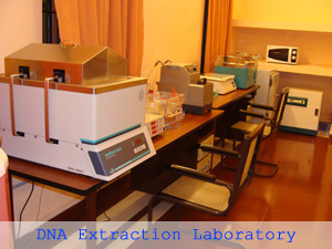DNA Extraction Laboratory