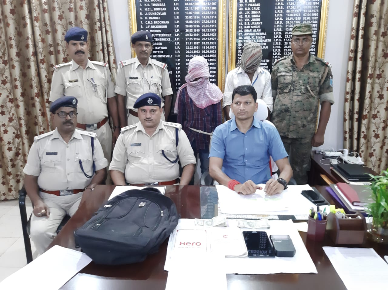District Police Profile-Dumka | Department of Police, State